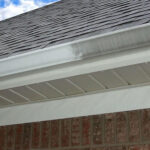 Stain Removal from Gutters