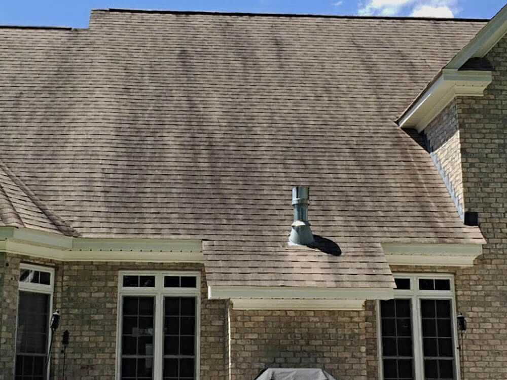 Stained Shingles