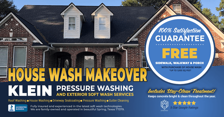 House Wash Makeover Special